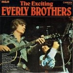 The Everly Brothers - The Exciting Everly Brothers (LP)