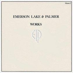 Emerson, Lake & Palmer - Works Volume 2 (LP)