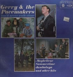 Gerry & The Pacemakers - (You'll Never Walk Alone) How Do You Like It? (LP)