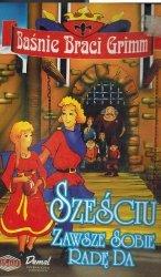Baśnie Braci Grimm: Sześciu Zawsze Sobie Radę Da (VHS)