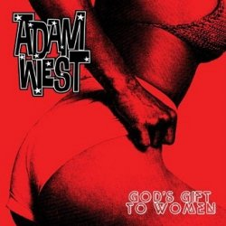 Adam West - God's Gift To Women (CD)