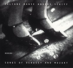 Juliane Banse, András Schiff - Songs Of Debussy And Mozart (CD)