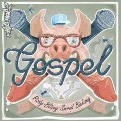 Gospel - P**dy, Blizny, Smród Bielizny (CD)