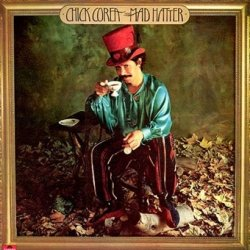 Chick Corea - The Mad Hatter (LP)