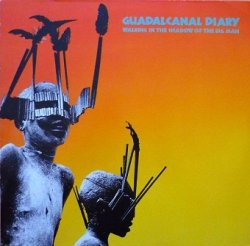 Guadalcanal Diary - Walking In The Shadow Of The Big Man (LP)