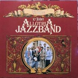 Allotria Jazzband - Jubilee 10 Jahre (LP)