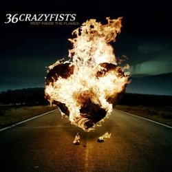 36 Crazyfists - Rest Inside The Flames (CD)
