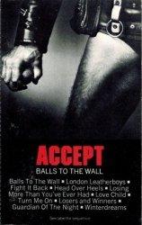 Accept - Balls To The Wall (MC)