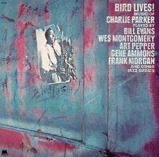 Bird Lives! Music Of Charlie Parker (LP)