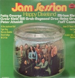 Fatty George, Miriam Klein - Jam Session - Happy Dixieland (LP)