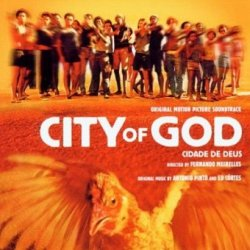 Antônio Pinto & Ed Côrtez - City Of God (Original Motion Picture Soundtrack) (CD)