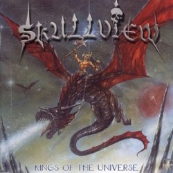 Skullview - Kings Of The Universe (CD)