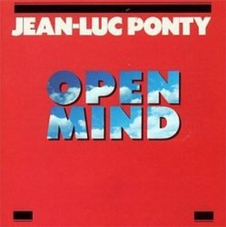 Jean-Luc Ponty - Open Mind (LP)