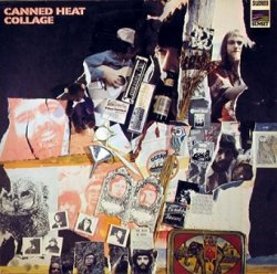 Canned Heat - Collage (LP)