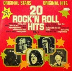 20 Rock'n Roll Hits Vol. 2 (LP)