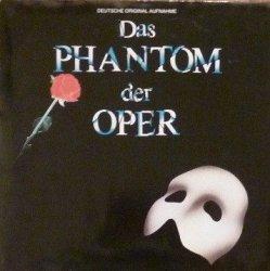 Andrew Lloyd Webber - Das Phantom Der Oper (2LP)