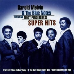 Harold Melvin And The Blue Notes - Super Hits (CD)