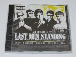 All Fucked Up - Last Men Standing (The Return Of The Weekend Warriors) (CD)
