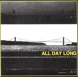 Donald Byrd / Kenny Burrell - All Day Long (CD)