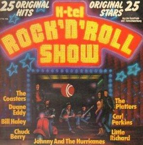 K-tel Rock 'n' Roll Show (LP)
