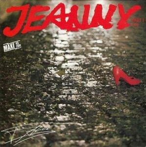 Falco - Jeanny (Part 1) (12'')