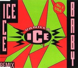 Vanilla Ice - Ice Ice Baby (Remix) (Maxi-CD)