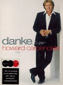 Howard Carpendale - Danke Ti Amo (2CD+DVD)