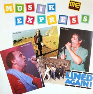 Musik Express Präsentiert: Lined Again ! (LP)
