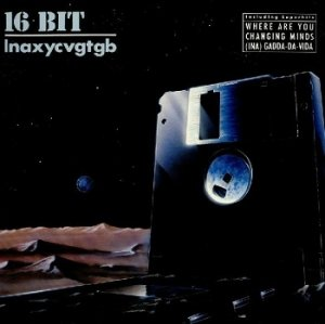 16 Bit - Inaxycvgtgb (LP)