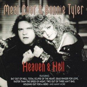 Meat Loaf & Bonnie Tyler - Heaven & Hell (CD)
