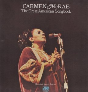 Carmen McRae - The Great American Songbook (2LP)