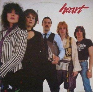 Heart - Heart (LP)