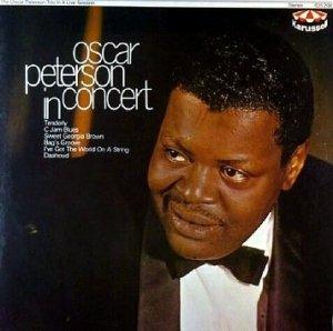 Oscar Peterson - In Concert (LP)