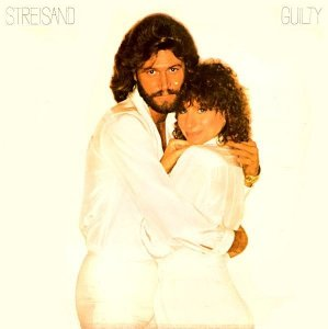 Barbra Streisand - Guilty (LP)