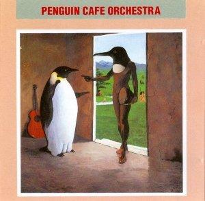Penguin Cafe Orchestra - Penguin Cafe Orchestra (CD)