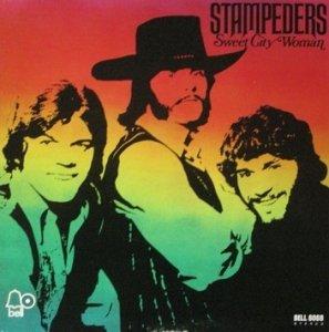 The Stampeders - Sweet City Woman (LP)