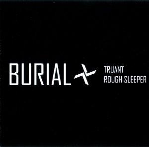 Burial - Truant (CD)