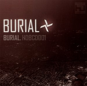 Burial - Burial (CD)