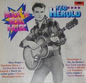 Ted Herold - Rock'N Roll Music (LP)