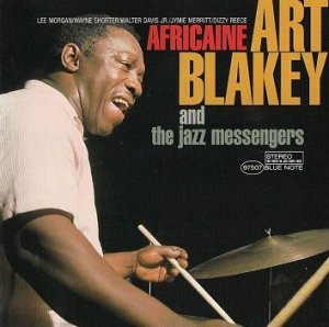 Art Blakey And The Jazz Messengers - Africaine (CD)