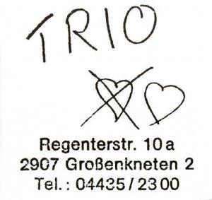 Trio - Trio (LP)