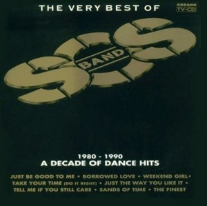 SOS-Band - The Very Best Of (LP)