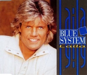 Blue System - Laila (Maxi-CD)