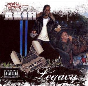 Akir - Legacy (CD)