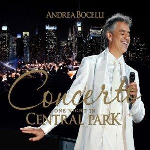 Andrea Bocelli - Concerto: One Night In Central Park (CD)