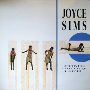 Joyce Sims - Come Into My Life (LP)