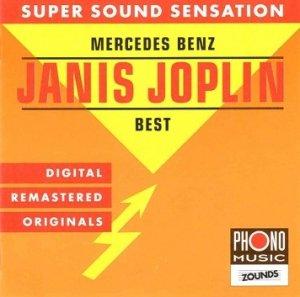 Janis Joplin - Best - Mercedes Benz (CD)