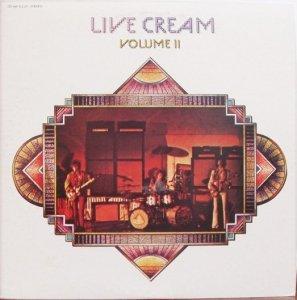 Cream - Live Cream Volume II (LP)