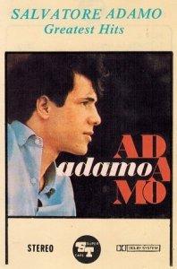Salvatore Adamo - Greatest Hits (MC)