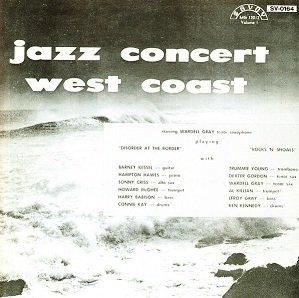 Dexter Gordon & Wardell Gray - Jazz Concert West Coast (CD)